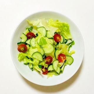 簡単☆本日のサラダ