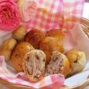「母の日」に旦那さん手作りのクルミたっぷりパン