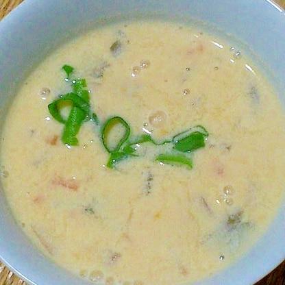 大根と人参 和風豆乳スープ♪