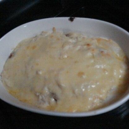 とっても、もちが、豆腐ソースに絡んでおいしかったです。ウインナーからもうまみがでますね。ありがとうございます。(^-^)ノ食べ応えもありますよね。あつあつ♪うま