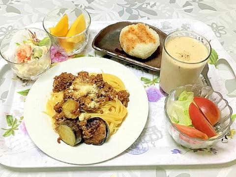 ボロネーゼ風スパゲティ