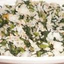 大根の葉の浅漬けで簡単混ぜご飯