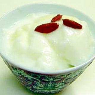 美肌&ヘルシー 杏仁豆腐