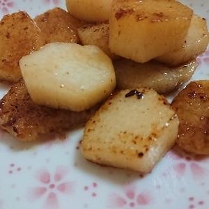 長芋のトロトロ焼き♪