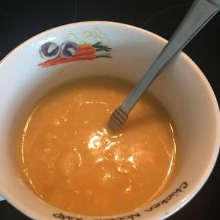 コーンたっぷりクリームスープ