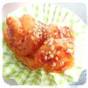 お弁当のおかず☆むきえびのピリ辛ケチャップ炒め