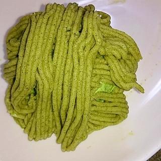 ♪緑茶モンブランクリーム♪