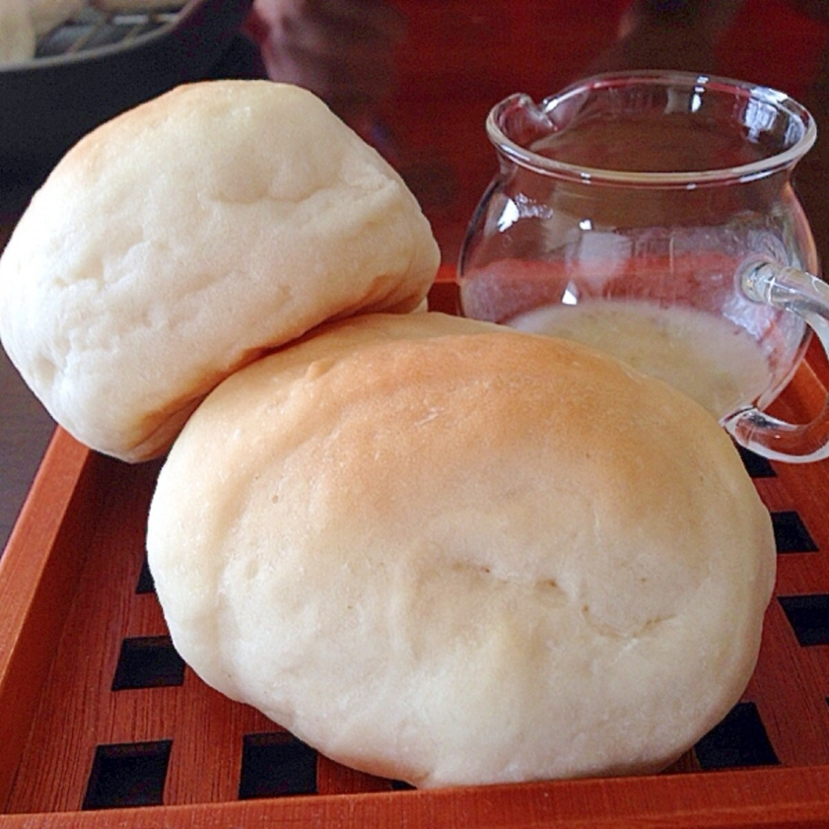 パン ホームベーカリー ミルク