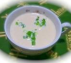 簡単♪ヘルシー♪ ビーンズ(大豆)のホワイトスープ