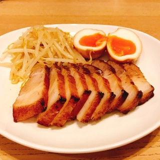 フライパンひとつで作れる絶品焼豚チャーシュー