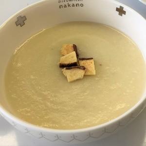 りんご長芋スープ
