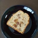 HMで作るいちじくとくるみのパウンドケーキ