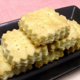 材料3つ&3工程&30分☆簡単サクサクHMクッキー