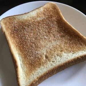 食べすぎ注意!激うま◎シナモンシュガートースト