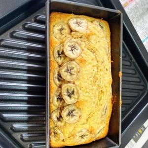 簡単すぎるバナナケーキ