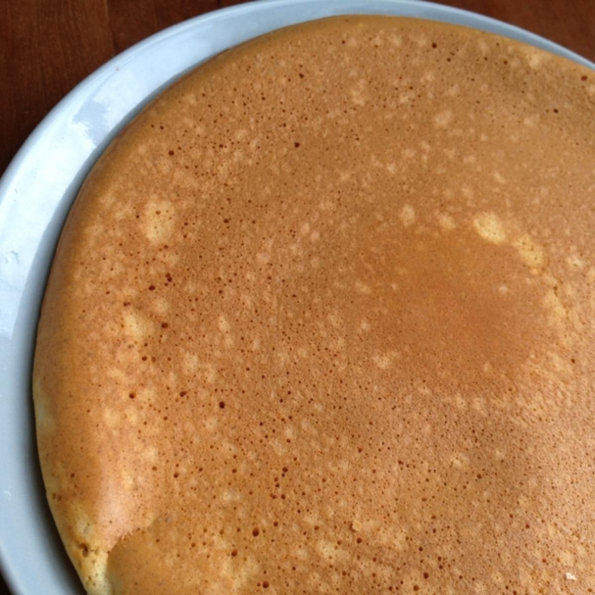 なし ホット パウダー ケーキ ベーキング