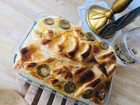 【ジブリ飯】ニシンのパイ風サバのパイ