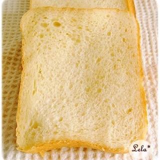 ホームベーカリーで豆乳食パン