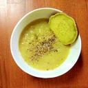 ●超簡単♪薩摩芋・もやし・生姜の爽やか和風スープ●
