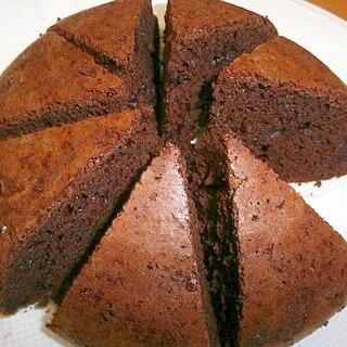 これは簡単!混ぜるだけ★チョコレートケーキ★