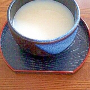 ミルクプリン (牛乳ゼリー)
