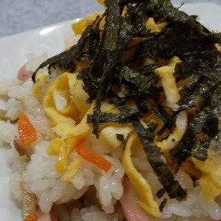 鹿児島のばぁばのちらし寿司♪薩摩すもじ☆