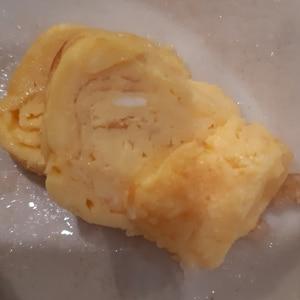 レンジで簡単お弁当おかず☆ふわふわ卵焼き♪