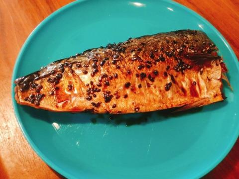 鯖の照り焼き