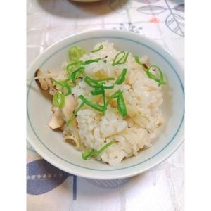 秋の味覚♪まつたけご飯