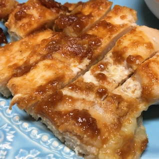 チキンのオーブン焼き〜韓国風味噌だれ〜