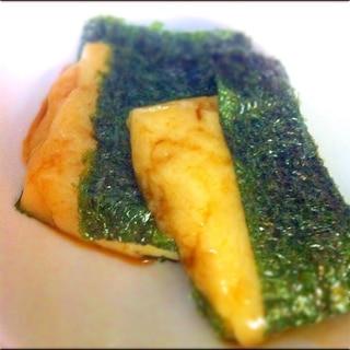 3分でできる☆柔らかレンジ磯辺餅