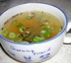 ひじきの和風スープ