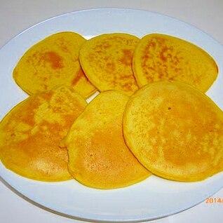離乳食☆かぼちゃのパンケーキ