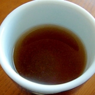 ウーロン梅茶