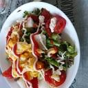 簡単♡卵サラダサンド