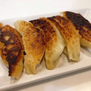 白菜と豆腐のヘルシー餃子