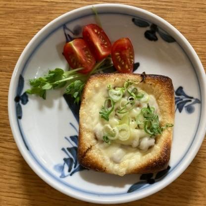 納豆とチーズ好きにはたまらないレシピでした。美味しくいただきました。主人は、平日なのに手がこんでるねといってました笑