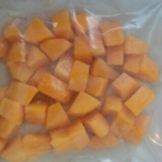 マンゴーの冷凍保存