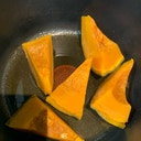 シンプル かぼちゃの煮物