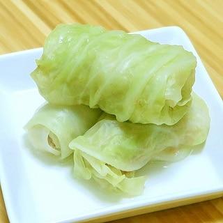 ミニ・ロールキャベツ★減塩・低カリウム志向