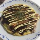 大阪の味 フライパンでお手軽 お好み焼き