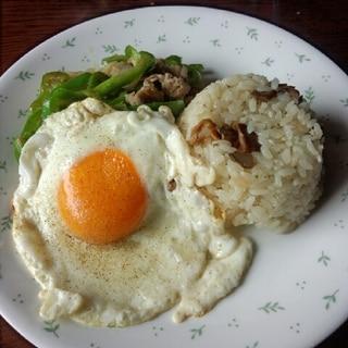 炊飯器+パスタソースde!簡単ボンゴレピラフ!