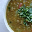 簡単ダル(豆のスープ)