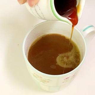 癒しのバターコーヒー、キャラメル添え
