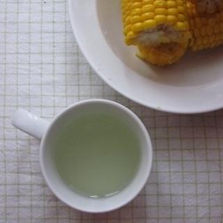 **コーン茶(ひげ茶)**