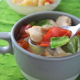 脱・正月太り!満足感◎な脂肪燃焼スープ【プロが教える簡単おうちごはん#14】