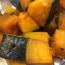 つくりおき。基本のかぼちゃの煮物