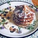 gluten free vegan pancake