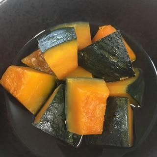 レンジで!味しみ⭐かぼちゃ煮