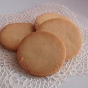 簡単バタークッキー